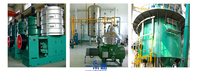 Fresh Virgin Coconut Oil Processing Machine For Crude Oil Extraction