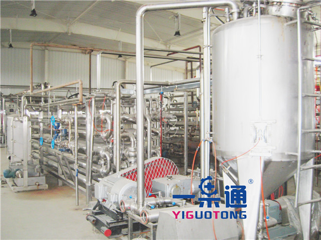 Aseptic Sterilizer & Monoblock Automatic Liquid Filling Machine Easy To Install