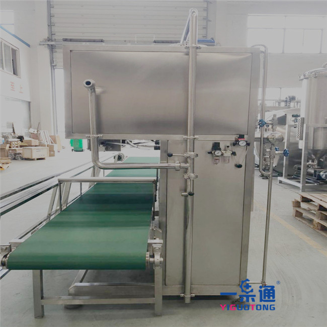 1L To 30L Sterilizer To Aseptic Bag In Box Filling Machines For Fruit Juice