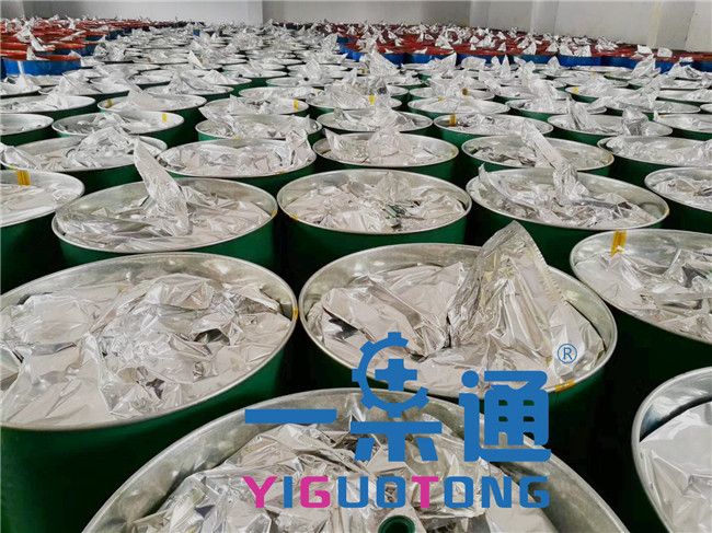 200 Liters High Flexible Aseptic Bag In Drum For Fruit Beverage Packing