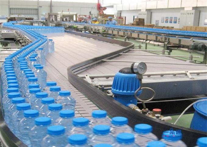 PET Bottle Pure Water Production Line , Reverse Osmosis Water Filter System