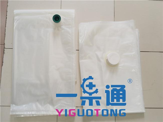 Clear Color BIB Bag In Box Packaging Recyclable PE For Milk / Juice/ Oil