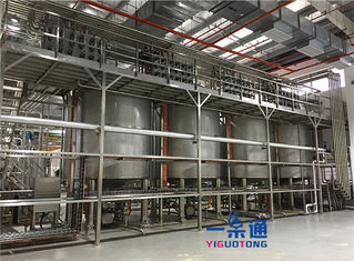 China Stainless Steel Food Processing Equipment Stability For Coconut Meat supplier