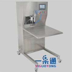 China 5l Coffee Drink Aseptic Bag Filler Chocolate Cream Bag In Box Filling Equipment supplier