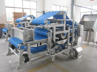 China Industrial Juicer Machine Belt Type Apple Juice Press Machine Low Squeeze Temperature supplier