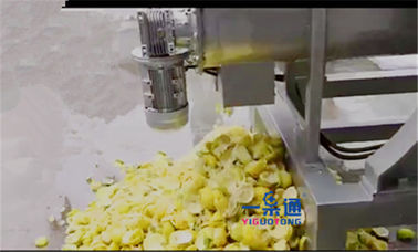 China 5.5kw Pineapple Industrial Juicer Machine Multi - Function Orange Skin Separator supplier