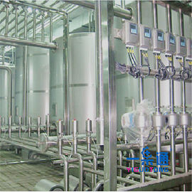 China Manual Small Scale CIP Washing System SUS304 Verticla And Horizontal Type supplier