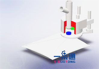 China Liquid Soft Filling Bag In Box Packaging Equipment For BIB Bag Full Automatic supplier