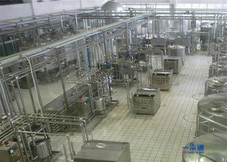 Orange / Mango Juice Processing Line , Automatic Apple Juice Production Line