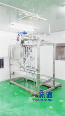 Fruit Paste Concentrates Aseptic Filling Line For Mango Pulp Processing