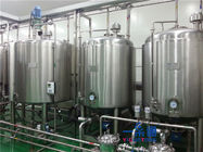 China YGT Dairy Food Processing Equipment,Full Automatic Uht Milk Processing Line factory