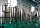 China Long Warranty Liquid Filling Machine RO Water Treatment 1000-8000l / H Capacity company