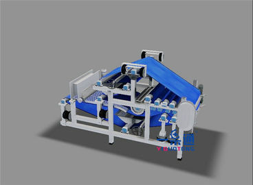 China Fresh Apple Industrial Juice Extractor Belt Press factory