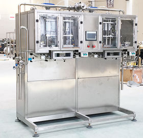 1L To 30L Sterilizer To Bag Packaging Machine For Fruit Juice , Long Life Time
