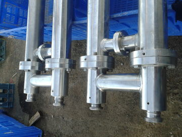 Highly Efficient Tubular Sterilization Equipment For Passion Fruit Pulp