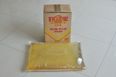 Coconut Oil / Edible Oil Aseptic Bag In Box KFC / McDonald ' S Oil Use