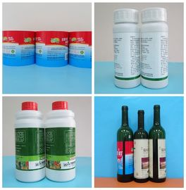 China Automatic Food Processing Equipment Can Glass Bottle Cold Glue Paper Labeling Machine factory
