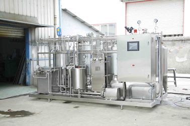 Fresh Milk Turnkey Project Solutions High Output Yoghurt Production Line