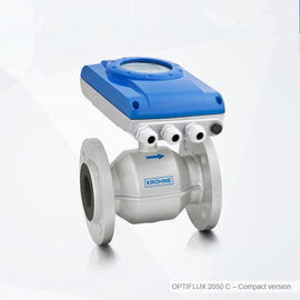 China OPTIFLUX 2050C Electromagnetic Flowmeter For Basic Water And Wastewater Applications factory