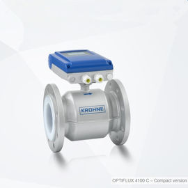 China OPTIFLUX 4100C Equipment Spare Parts Krohne Electromagnetic Flow Meter factory