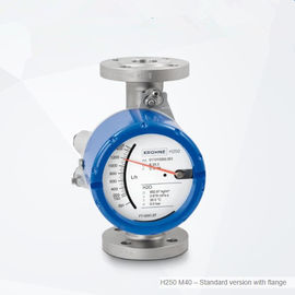 China 24 V Electric H250 M40 Krohne Variable Area Flowmeter For Liquids And Gases factory
