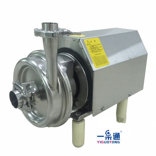 Stainless Steel Equipment Spare Parts Food Grade High Flow Rate Centrifugal Water Pump